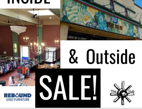 Inside Out Sale – Saturday, August 24